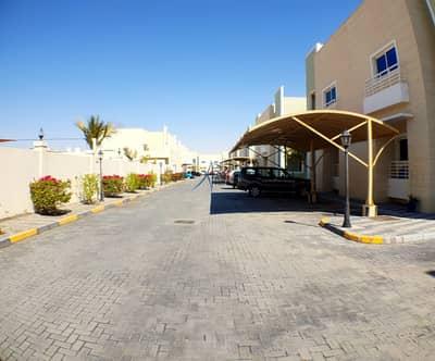 4 Bedroom Villa for Rent in Khalifa City A, Abu Dhabi - 4BR Villa|Backyard|Shared Pool/Gym 24/7 Security KCA