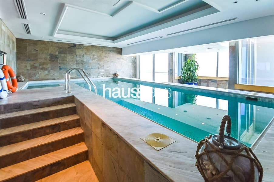 Private Pool | Luxury Penthouse | Vacant