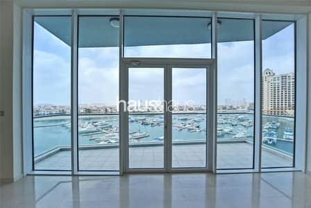 فلیٹ 2 غرفة نوم للايجار في نخلة جميرا، دبي - New listing | Fantastic view | Key with me | Mid