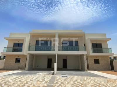4 Bedroom Villa for Rent in Yas Island, Abu Dhabi - VACANT! Type X  Duplex in Prime Location