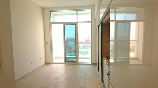 Studio for Rent in Dubai Marina, Dubai - Unfurnished Studio Flat | High Floor | 40k 4cheques