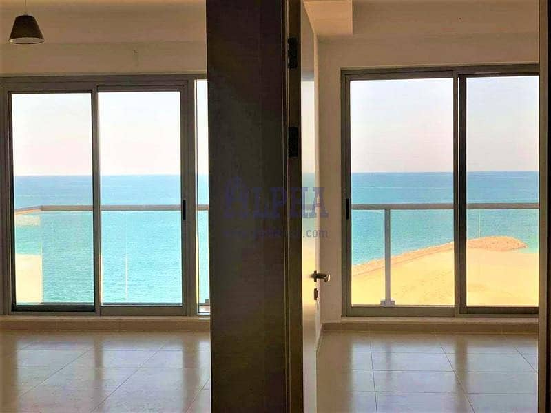 2 2 Bedroom | Relaxing Sea View - Unfurnished