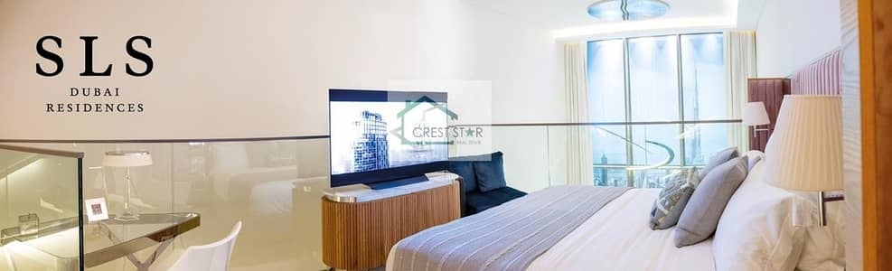 1 Bedroom Flat for Sale in Business Bay, Dubai - Affordable 1 Bedroom | Type A-E | Duplex | Loft