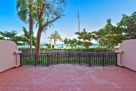 Full Sea Views | Garden Terrace | Beach and Pool
