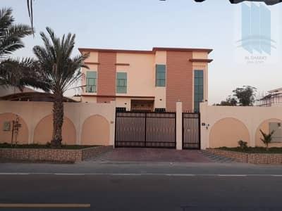 فیلا 6 غرف نوم للبيع في الطوار، دبي - For sale luxurious new 6 BR villa in Al Twar 1 (1015)