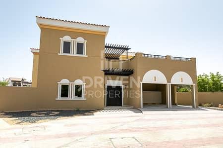 فیلا 6 غرف نوم للايجار في ذا فيلا، دبي - Huge Plot Mazaya C3 Type