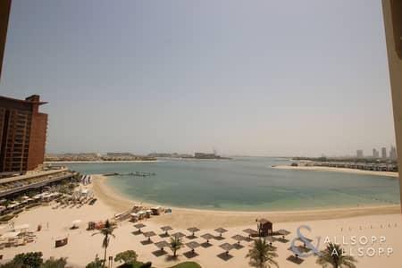 فلیٹ 2 غرفة نوم للايجار في نخلة جميرا، دبي - 2 Bedrooms | Full Sea View | Middle Floor