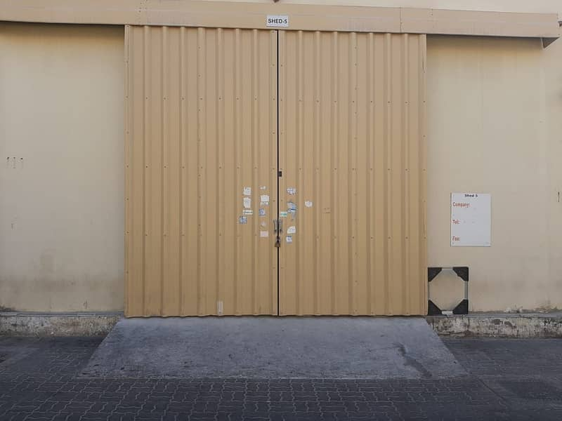 Commercial Warehouse  in Al Quoz