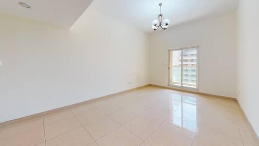 شقة 1 غرفة نوم للايجار في مجمع دبي ريزيدنس، دبي - Open kitchen   Balcony   Contactless tours