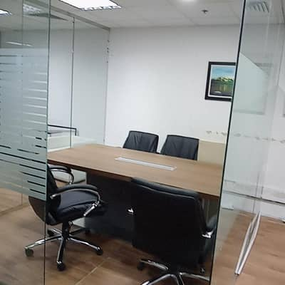Office for Rent in Deira, Dubai - Brand New Furnished Office! Including All Utilities! Direct from owner