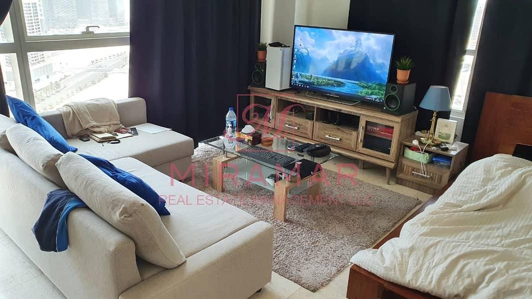شقة في مارينا هايتس مارينا سكوير جزيرة الريم 50000 درهم - 4786086