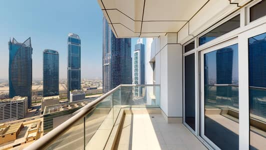 2 Bedroom Apartment for Rent in Business Bay, Dubai - High floor |  City views | Visit with digital lock