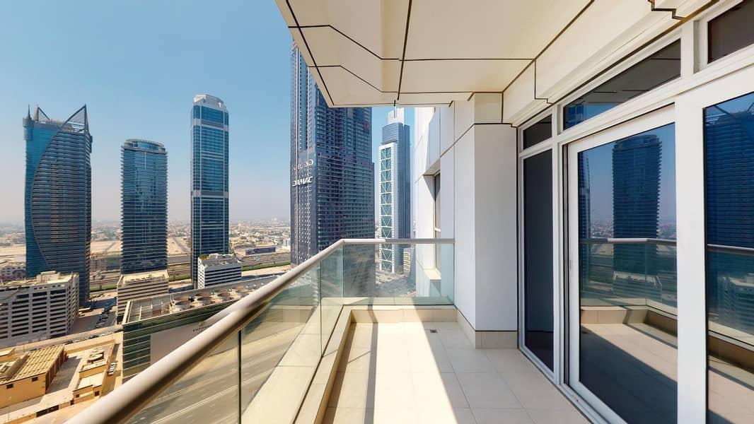 High floor |  City views | Visit with digital lock
