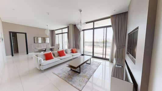شقة 2 غرفة نوم للايجار في مدينة ميدان، دبي - Maid's room | City views | Kitchen appliances
