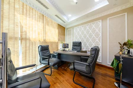 Fitted Office Smart Heights | Near to Metro