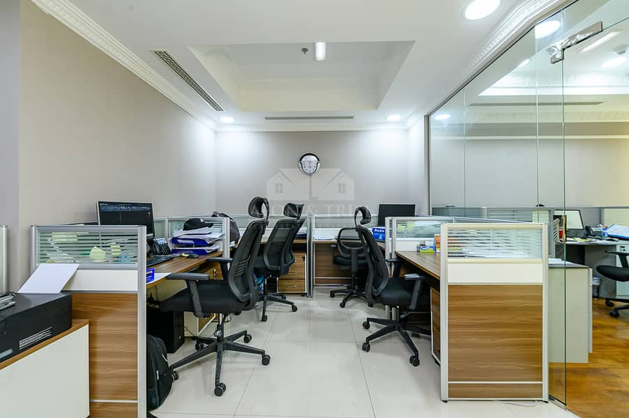 10 Fitted Office Smart Heights | Near to Metro