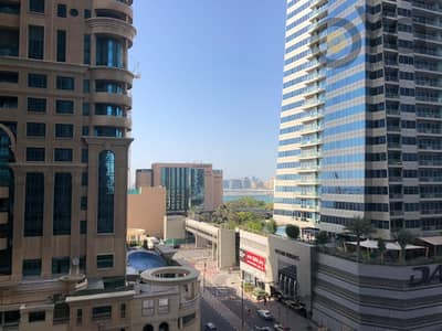 1 Bedroom Apartment for Rent in Dubai Marina, Dubai - Furnished with Partial Sea View