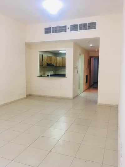 1 bhk open kitchen garden view with parking for sale in Ajman one tower