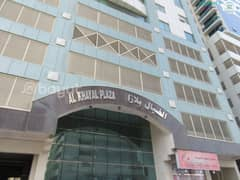 2 B/R HALL FLAT WITH SPLIT DUCTED A/C OPPOSITE ARAB MALL