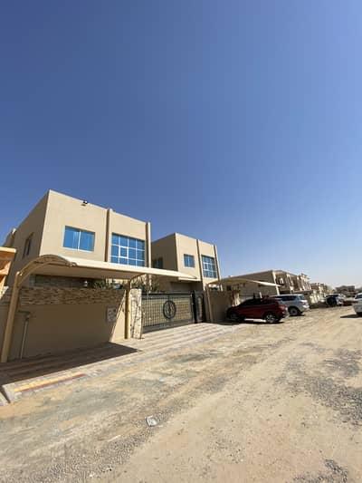 5 Bedroom Villa for Rent in Al Rawda, Ajman - For rent villa in alrawda1 second plot from main road very clean house