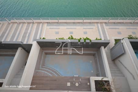 4 Bedroom Townhouse for Sale in Al Raha Beach, Abu Dhabi - Waterfront Modern 4 BR Type C with Pool in Fantastic Location