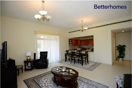 2 Bedroom Flat for Rent in The Greens, Dubai - Unfurnished | Vacant | Emaar Business Park View
