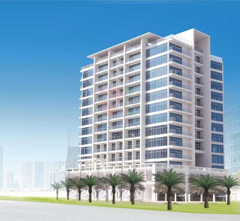 New Spacious 2BHK  in Al Sufouh for Rent