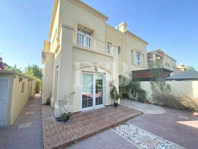 3 Bedroom Villa for Rent in The Springs, Dubai - 3 + Study and Maid | Lake View | Fully Upgraded