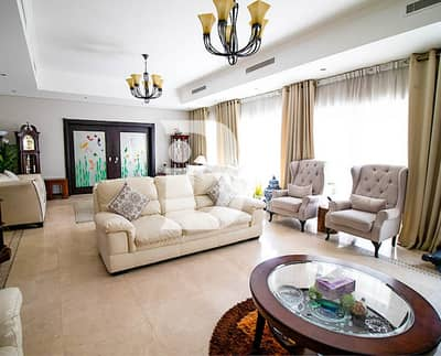 6 Bedroom Villa for Sale in Al Furjan, Dubai - Vacating soon | Single row Quortaj | All bedrooms en-suite