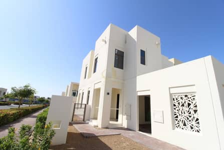 3 Bedroom Townhouse for Sale in Reem, Dubai - Brand New | Type E | Vacant | 4BR +Maids