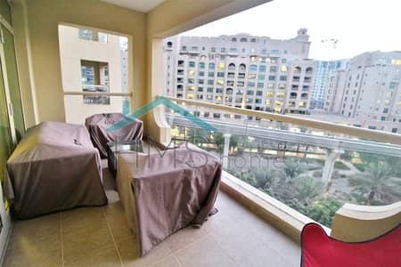 شقة 1 غرفة نوم للبيع في نخلة جميرا، دبي - 1 Bed | Park view | High floor