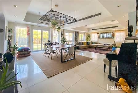 4 Bedroom Villa for Rent in Jumeirah Village Triangle (JVT), Dubai - Upgraded Kitchen | Large Garden | 4Bedrooms