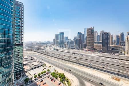 شقة 2 غرفة نوم للايجار في أبراج بحيرات الجميرا، دبي - 2 Bedroom in Prime Location with Sea View