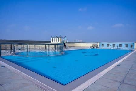 فلیٹ 1 غرفة نوم للايجار في دبي لاند، دبي - شقة في وندسور السكني دبي لاند 1 غرف 40000 درهم - 4786775