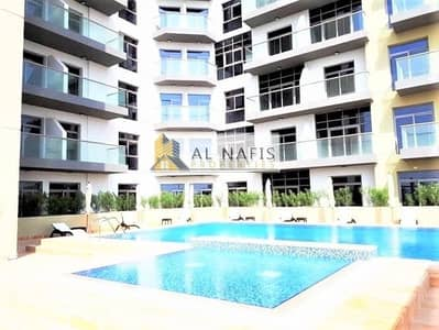 استوديو  للايجار في الفرجان، دبي - Fully Furnished Studio For Rent Pool View