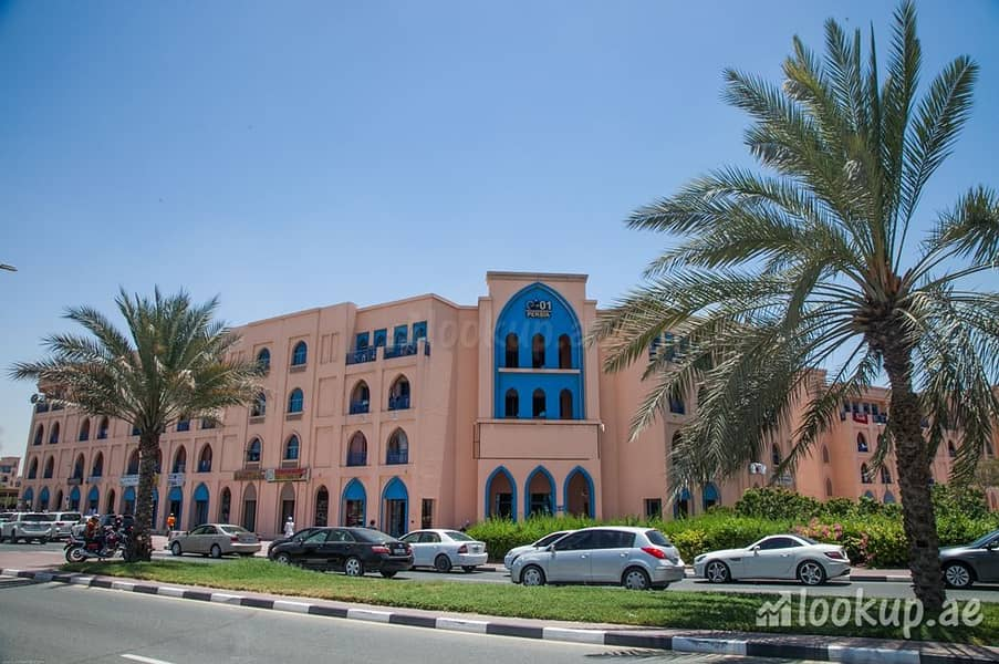 Hot offer :: One bedroom for sale in Persia cluster with balcony