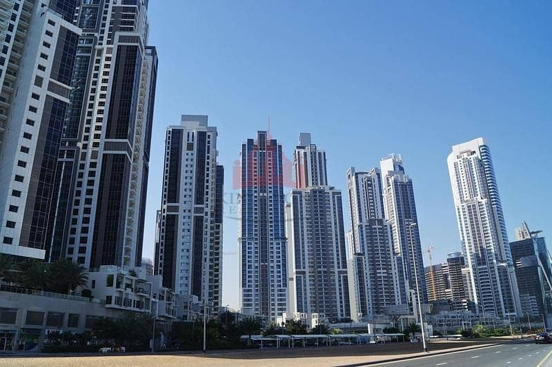 3BR+MAID EXE TOWER C FOR RENT AED:100000/-