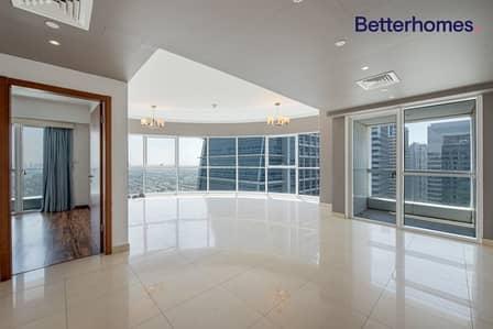 شقة 2 غرفة نوم للايجار في أبراج بحيرات الجميرا، دبي - Best layout | High Floor | Amazing views