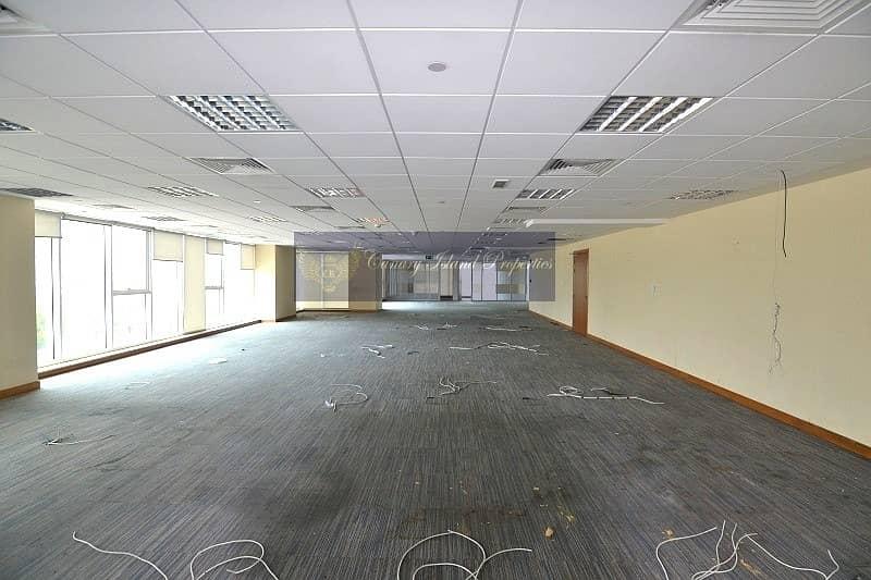 Full Floor   Fitted   For Rent in JLT.