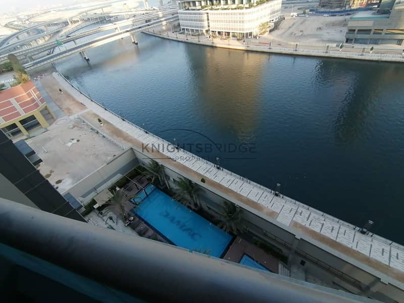 BEAUTIFUL CANAL VIEW APARTMENT FOR RENT