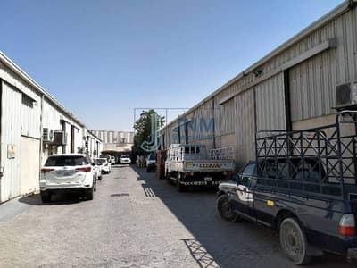 مستودع  للايجار في القوز، دبي - Insulated Warehouse for Rent with 24 KW Electric Load
