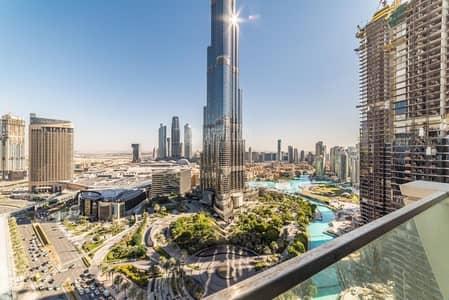 فلیٹ 2 غرفة نوم للبيع في وسط مدينة دبي، دبي - Best Deal | Vacant | Burj & Fountain View | Spacious