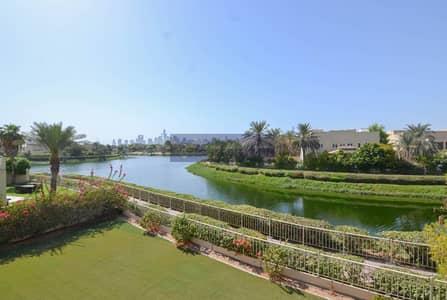 5 Bedroom Villa for Sale in The Meadows, Dubai - LAKE VIEW | UPGRADED | PRIVATE POOL | VOT