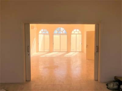 Villa for Rent in Al Bateen, Abu Dhabi - Spacious 6BR +M + S + Laundry Room + 2 Parking Slots