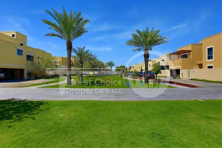 4 Bedroom Townhouse for Rent in Al Raha Gardens, Abu Dhabi - Vacant! Superb Comfortable Villa in Raha