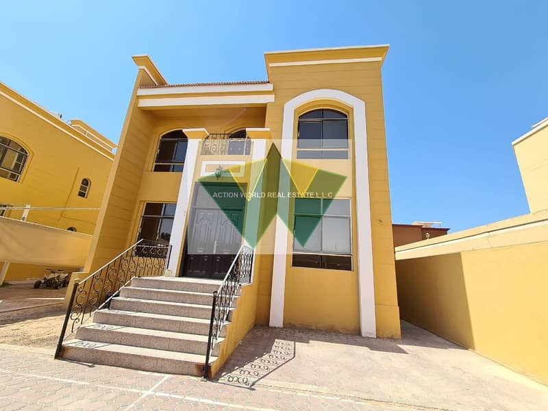 Fabulous Villa with 5 Master Bedroom With Private Garden