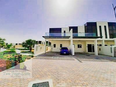 3 Bedroom Townhouse for Sale in Akoya Oxygen, Dubai - MUST SEE 3BED+M+STORAGE SINGLE ROW IN AKOYA OXYGEN FOR SALE