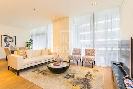 2 Bedroom Apartment for Sale in Jumeirah, Dubai - Exclusive and Furnished Apt plus Maid Room