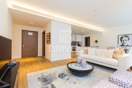 شقة 2 غرفة نوم للبيع في جميرا، دبي - Exclusive and Furnished Apt plus Maid Room