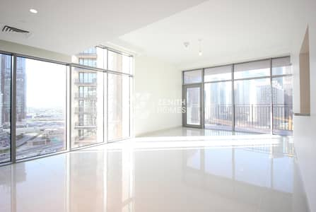 شقة 2 غرفة نوم للبيع في الخليج التجاري، دبي - Brand New   Boulevard View   Large Layout  